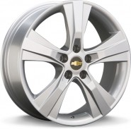 Фото диска CHEVROLET GM23 6.5x15 5/105 ET39 DIA 56.6 GM