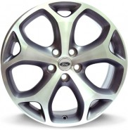 Фото диска FORD W950 MEXICO 6.5x16 5/108 ET50 DIA 63.4 anthracite polished