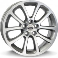 Фото диска FORD W955 PERUGIA 7.5x18 5/114.3 ET44 DIA 67.1 anthracite polished