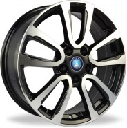 Фото диска GEELY GL18 6.5x16 5/114.3 ET45 DIA 54.1 BKF