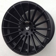 Фото диска Hamann D1005 10x20 5/120 ET40 DIA 74.1 Black Machined