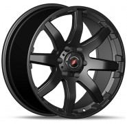 Фото диска Inforged 2249 9x20 6/139.7 ET20 DIA 78 Matt Black