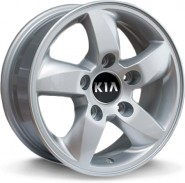 Фото диска KIA KI2 6x15 4/100 ET48 DIA 54.1 S