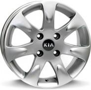 Фото диска KIA W3702 AIDA 6x15 4/100 ET43 DIA 54.1 S