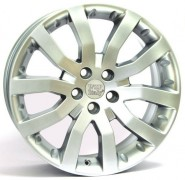 Фото диска LAND ROVER W2352 KINGSTON 10x22 5/120.7 ET48 DIA 72.6 chrome
