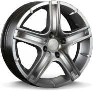 Фото диска LS Wheels K 333 6x14 4/108 ET28 DIA 73.1 GM