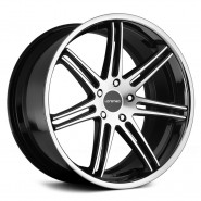 Фото диска Lorenzo 198 9x20 5/112 ET38 DIA 66.6 Black/Machined