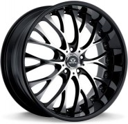 Фото диска Lorenzo 27 8.5x22 5/120 ET40 DIA 74 Black/Machined