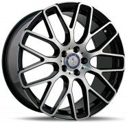 Фото диска MERCEDES Concept MR533 8.5x20 5/112 ET53 DIA 66.6 Gloss Black