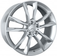 Фото диска MERCEDES MR144 6.5x17 5/112 ET38 DIA 66.6 BKF