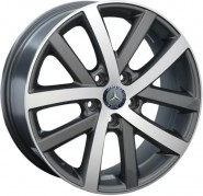 Фото диска MERCEDES MR184 7.5x17 5/112 ET47.5 DIA 66.6 GMF
