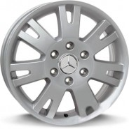Фото диска MERCEDES W770 SPRINT SIX 6.5x16 6/130 ET62 DIA 84.1 S
