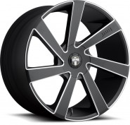 Фото диска MHT Dub Directa 9.5x22 5/150 ET35 DIA 110.1 Black/Machined