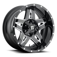 Фото диска MHT Fuel Fullblown wheel 9.5x22 5/139.7 ET20 DIA 110.1 Black