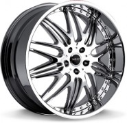 Фото диска MHT Tenza 9.5x22 5/120 ET15 DIA 72.6 Black Chrome
