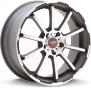 Фото диска MK Forged Wheels MK-08 Course 8x18 5/112 ET45 DIA 66.6 AM/MB
