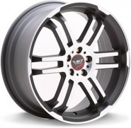 Фото диска MK Forged Wheels MK-09 Course 10x21 5/112 ET0 DIA 66 Satin