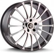 Фото диска MK Forged Wheels MK-VI Avantgarde 10x22 5/130 ET55 DIA 71.6 polished