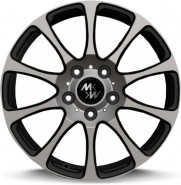 Фото диска MK Forged Wheels MK-XVI Status 10x22 5/112 ET50 DIA 66.6 polished