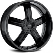 Фото диска MKW (Mi-tech) M103 7.5x18 5/114.3 ET40 DIA 74.1 Satin black