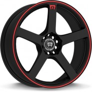 Фото диска Motegi Racing MR116 7x17 5/114.3 ET40 DIA 72.6 Black