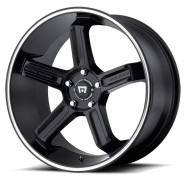 Фото диска Motegi Racing MR122 8.5x20 5/120 ET35 DIA 74.1 Black/Machined