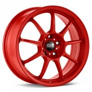 Фото диска OZ Racing ALLEGGERITA HLT Red
