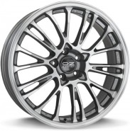 Фото диска OZ Racing BOTTICELLI GRIGIO CORSA DIAMOND CUT