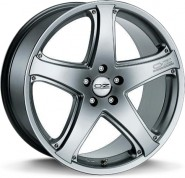 Фото диска OZ Racing CANYON ST 10x22 5/120 ET40 DIA 79 Metal Silver