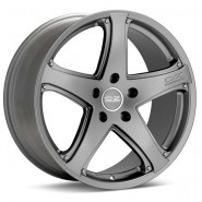 Фото диска OZ Racing CANYON ST 8x18 5/130 ET43 DIA 71.6 MATT GRAPHITE SILVER