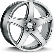 Фото диска OZ Racing CANYON 8x18 5/100 ET35 DIA 68 Metal Silver