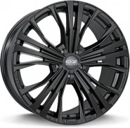 Фото диска OZ Racing CORTINA 9.5x20 5/112 ET33 DIA 66.6 Matt Black