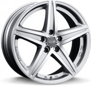 Фото диска OZ Racing ENERGY 8x18 5/112 ET35 DIA 75 Matt Silver Tech D.C.