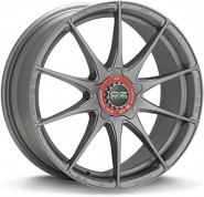 Фото диска OZ Racing FORMULA HLT 8.5x19 5/112 ET38 DIA 75 matt black