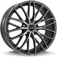 Фото диска OZ Racing ITALIA 150 matt dark graphite diamond cut