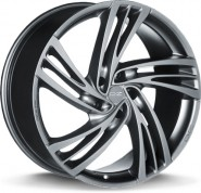 Фото диска OZ Racing SARDEGNA matt graphite silver