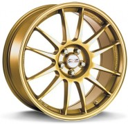Фото диска OZ Racing SUPERLEGGERA race gold