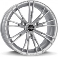 Фото диска OZ Racing X2 5.5x15 3/112 ET30 DIA 57.1 polished
