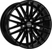 Фото диска Oxigin 19 Oxspoke 8.5x19 5/108 ET45 DIA 72.6 black full polish