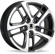 Фото диска SSANG YONG Concept SNG501 6.5x16 5/130 ET43 DIA 84.1 BKF