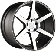 Фото диска Stance SC-6 9x20 5/120 ET35 DIA 74.1 Machined Slate Grey