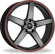 Фото диска TOYOTA Concept TY504 7.5x19 5/114.3 ET35 DIA 60.1 MBRS