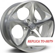 Фото диска TOYOTA TO-H079