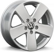 Фото диска VOLKSWAGEN VW18 7x16 5/112 ET45 DIA 57.1 S
