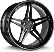 Фото диска Vertini Monaco 8.5x19 5/112 ET35 DIA 66.6 matte black