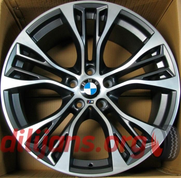 Литые диски BMW D599M.