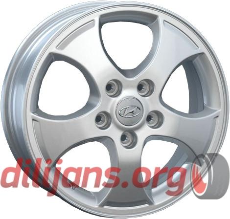 Литой диск Replica HY-60 6x16 4x100 ET52 54,1 S - фото 3