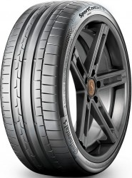 Фото шины Continental SportContact 6 235/40 R18 XL