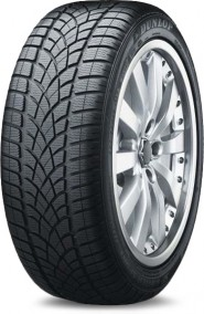 Фото шины Dunlop SP Winter Sport 3D 285/35 R20 Run Flat