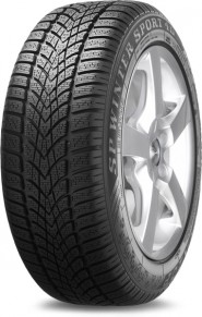Фото шины Dunlop SP Winter Sport 4D 255/35 R19 XL